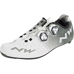 Northwave Revolution Shoes Men white/grey